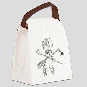 Michigan-Native-psenka_w Canvas Lunch Bag