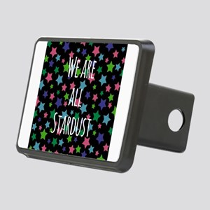 We are all stardust Rectangular Hitch Cover