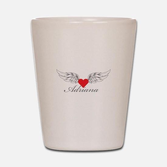 Angel Wings Adriana Shot Glass