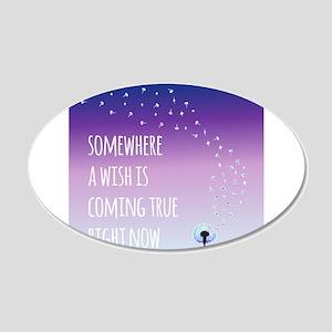 Dandelion Wishes Wall Sticker