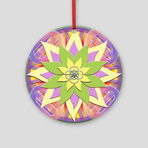 36 Round Ornament