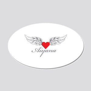 Angel Wings Aiyana Wall Decal