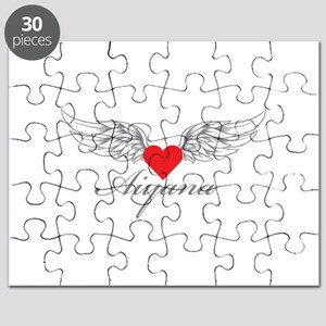 Angel Wings Aiyana Puzzle