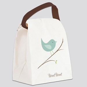 3-sigg-tweet-sm Canvas Lunch Bag