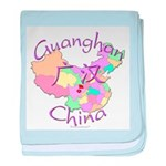 Guanghan China baby blanket