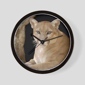 Cougar 014 Wall Clock