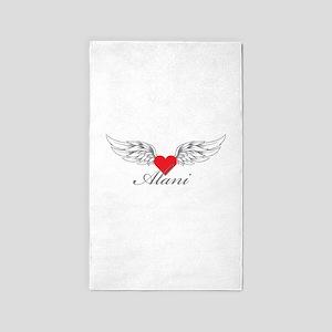 Angel Wings Alani 3'x5' Area Rug