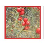 Cactus Country Holiday Small Poster