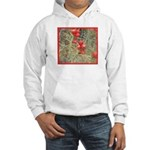 Cactus Country Holiday Hooded Sweatshirt