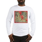 Cactus Country Holiday Long Sleeve T-Shirt