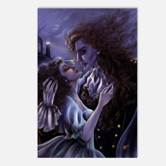 Haunted Postcards (Package of 8)