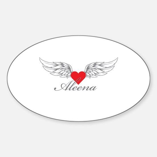 Angel Wings Aleena Decal