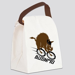 bushpig Canvas Lunch Bag