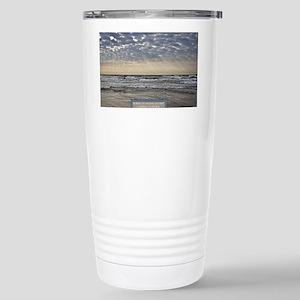calendar print Stainless Steel Travel Mug