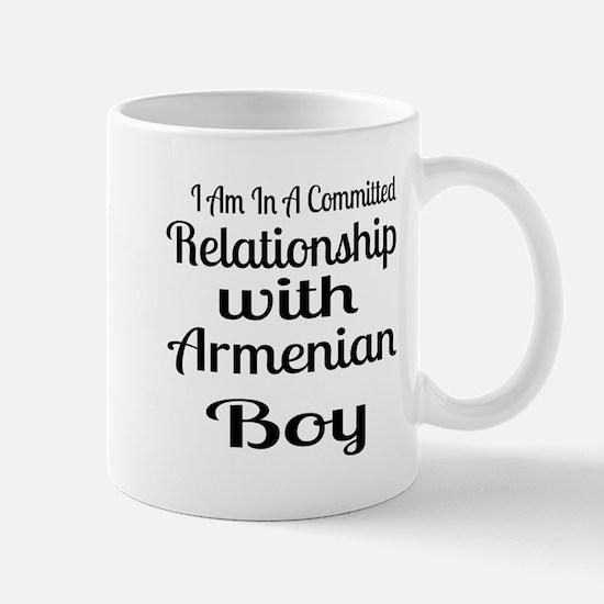 I Am In Relationship With Armeni Mug