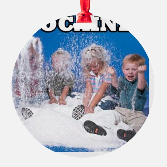 cocaine Ornament