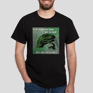 philosoraptor Dark T-Shirt