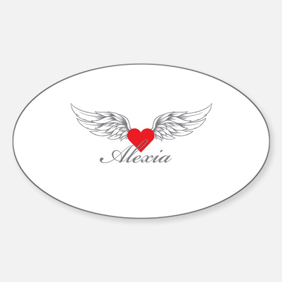 Angel Wings Alexia Decal