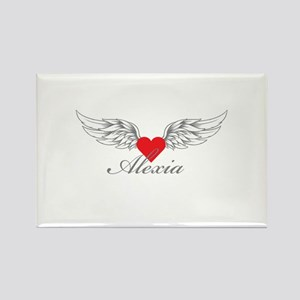 Angel Wings Alexia Magnets