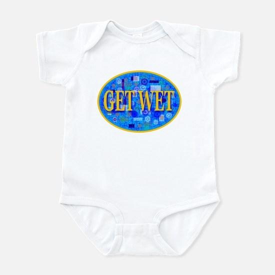 Get Wet T-shirt Contest Infant Bodysuit