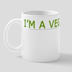 vegetarian_drk Mug