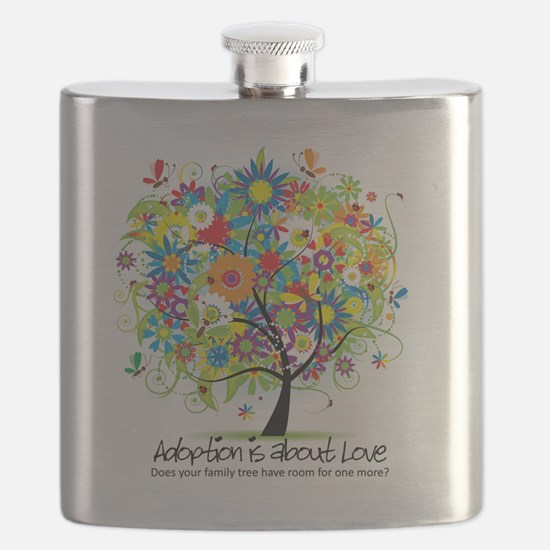 2-FAMILY TREE ONE MORE Flask
