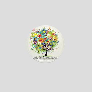 2-FAMILY TREE ONE MORE Mini Button