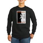Babyface January Long Sleeve Dark T-Shirt