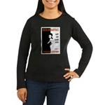 Babyface January Women's Long Sleeve Dark T-Shirt