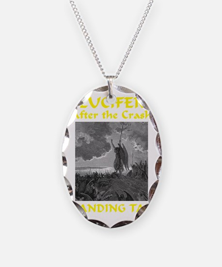 THE DEVIL -STANDING-TALL CafeY Necklace