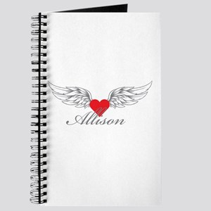 Angel Wings Allison Journal