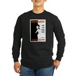 Babyface June Long Sleeve Dark T-Shirt