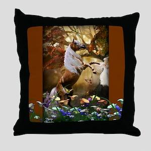 destinykeepsake Throw Pillow