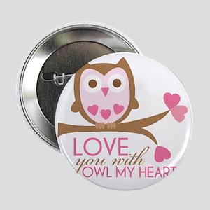 "owlmyheart copy 2.25"" Button"
