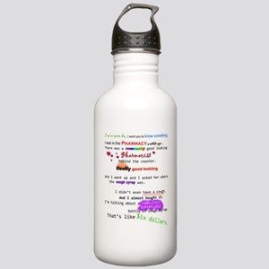 2-Happening_1 Stainless Water Bottle 1.0L