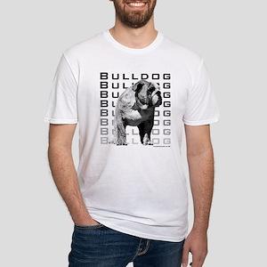 Urban Bulldog Fitted T-Shirt