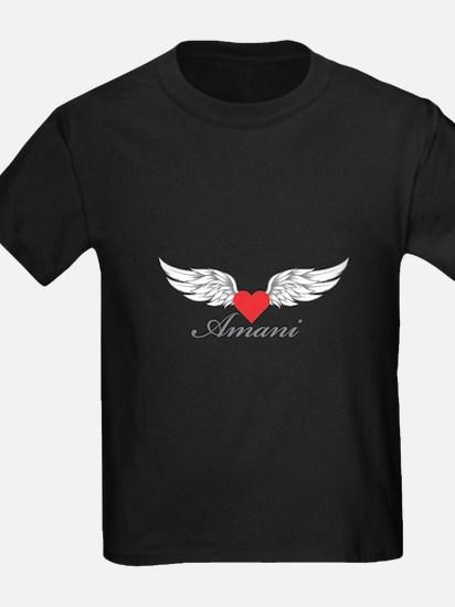Angel Wings Amani T-Shirt