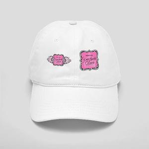 queen badge-mug Cap