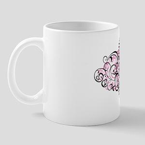 queen badge Mug