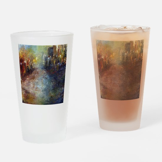 fade-lit Drinking Glass