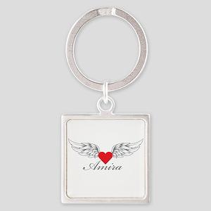Angel Wings Amira Keychains