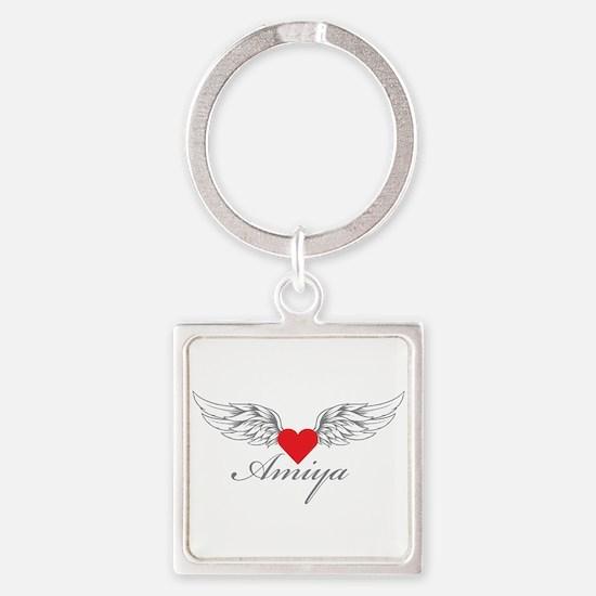 Angel Wings Amiya Keychains