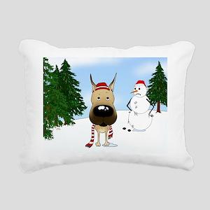 DaneFawnJan Rectangular Canvas Pillow
