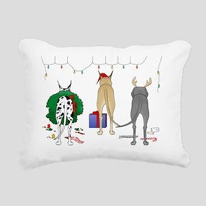 DaneCardZ Rectangular Canvas Pillow
