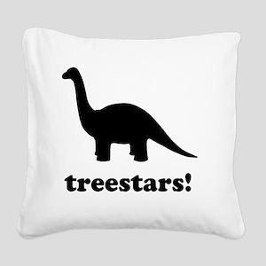 Treestars! Square Canvas Pillow