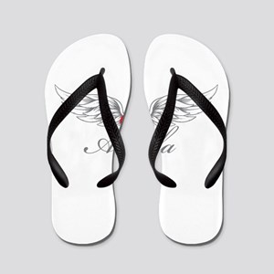Angel Wings Angela Flip Flops