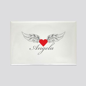 Angel Wings Angela Magnets