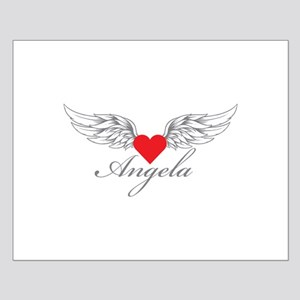 Angel Wings Angela Posters