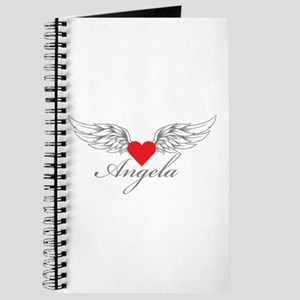 Angel Wings Angela Journal