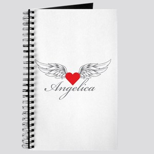 Angel Wings Angelica Journal